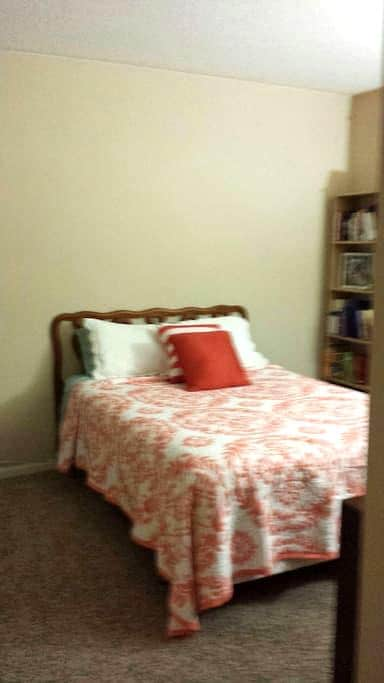 Comfortable Private room and bath - Mt Pleasant - Apartment