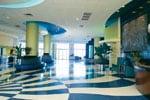 Lobby of Resort