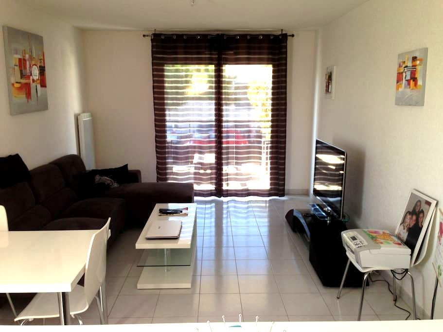 T3 tout confort avec balcon - Nîmes - Apartamento