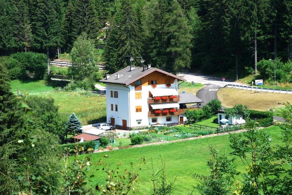 Oasi di relax fra i laghi alpini di Pinè, Trentino - Centrale