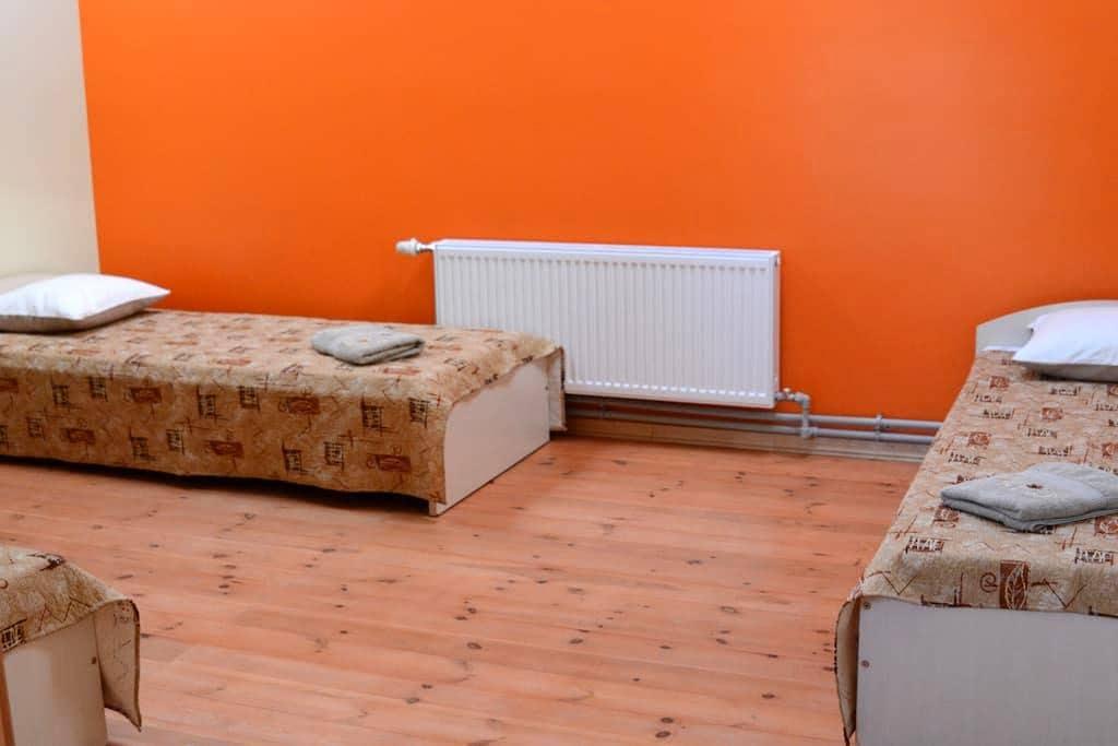 A room in Sigulda centre (3 beds) - Sigulda - อพาร์ทเมนท์