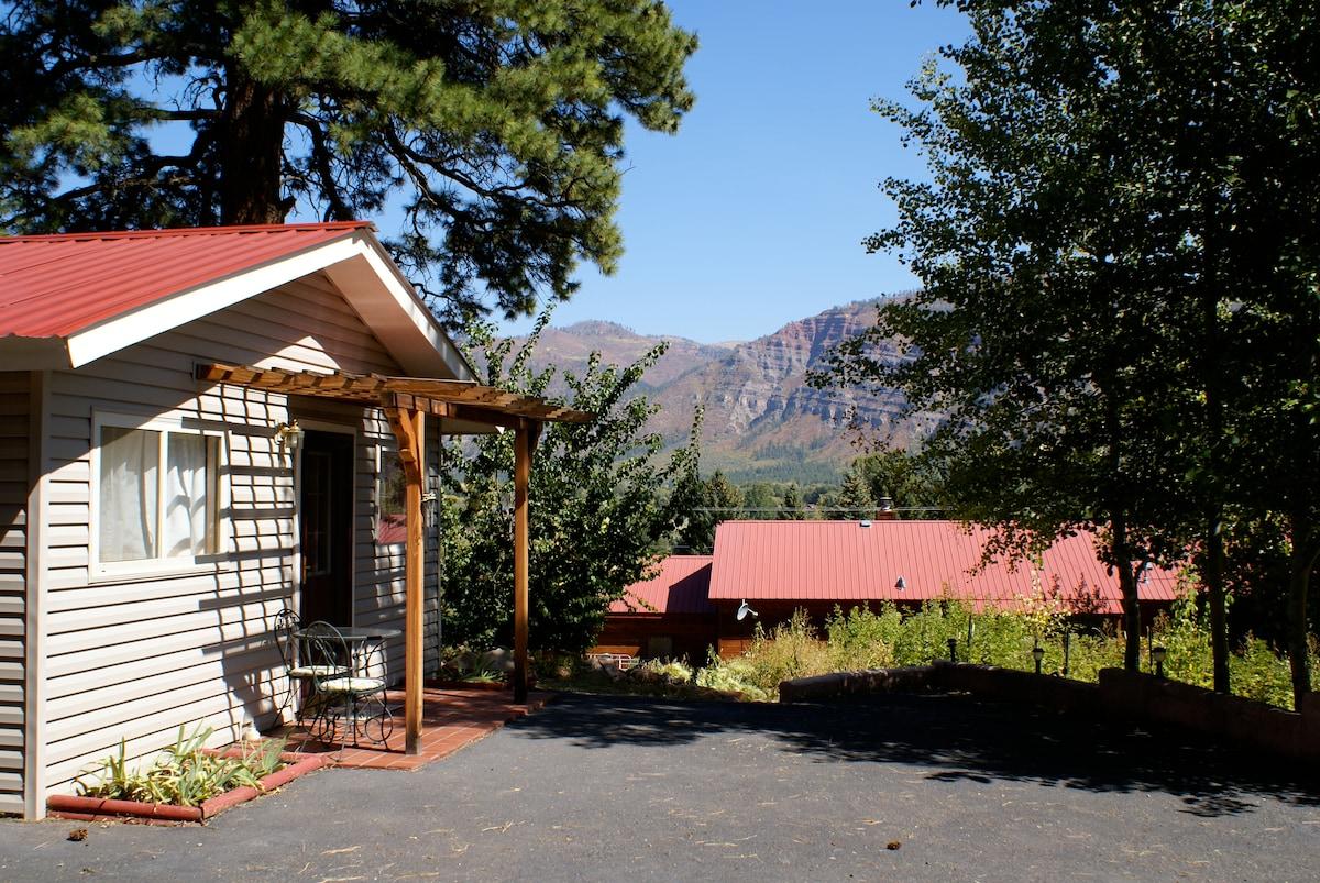 Durango & A Quiet Mountain Cottage