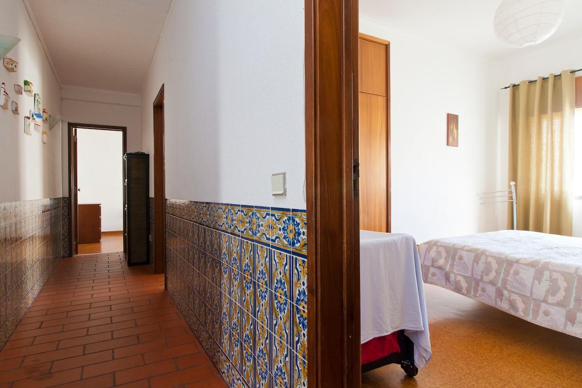 Corridor chambres