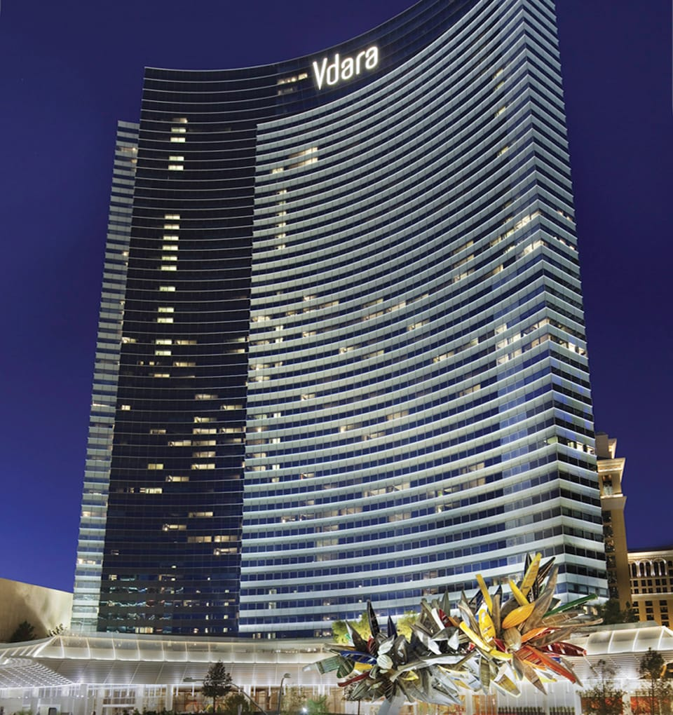 Vdara at City Center - Deluxe Suite
