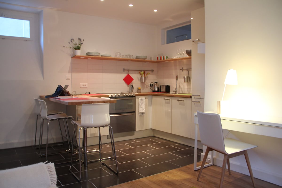 One bedroom fully renovated