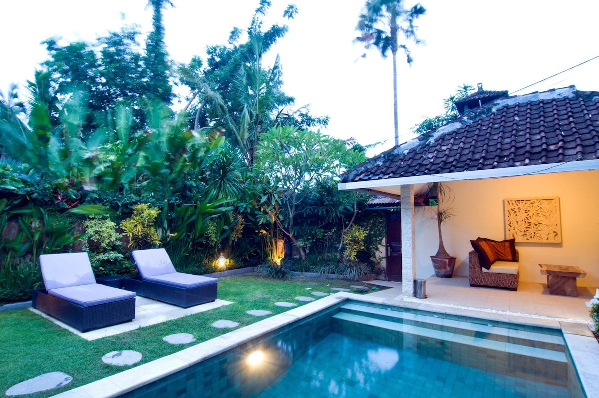 2 bd Villa Close to All/Seminyak