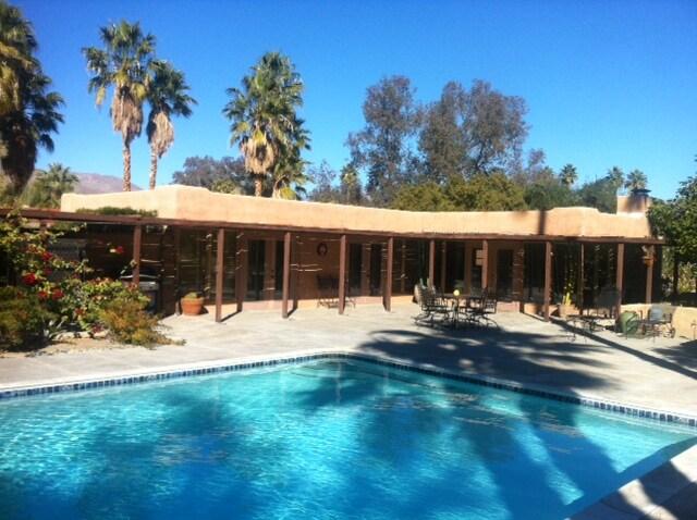 Borrego Springs Home; pool, golf