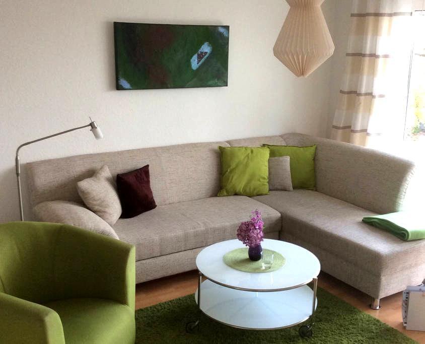 """Wunderschöne Wohnung""""Lichtblick"""" - Meersburg"""
