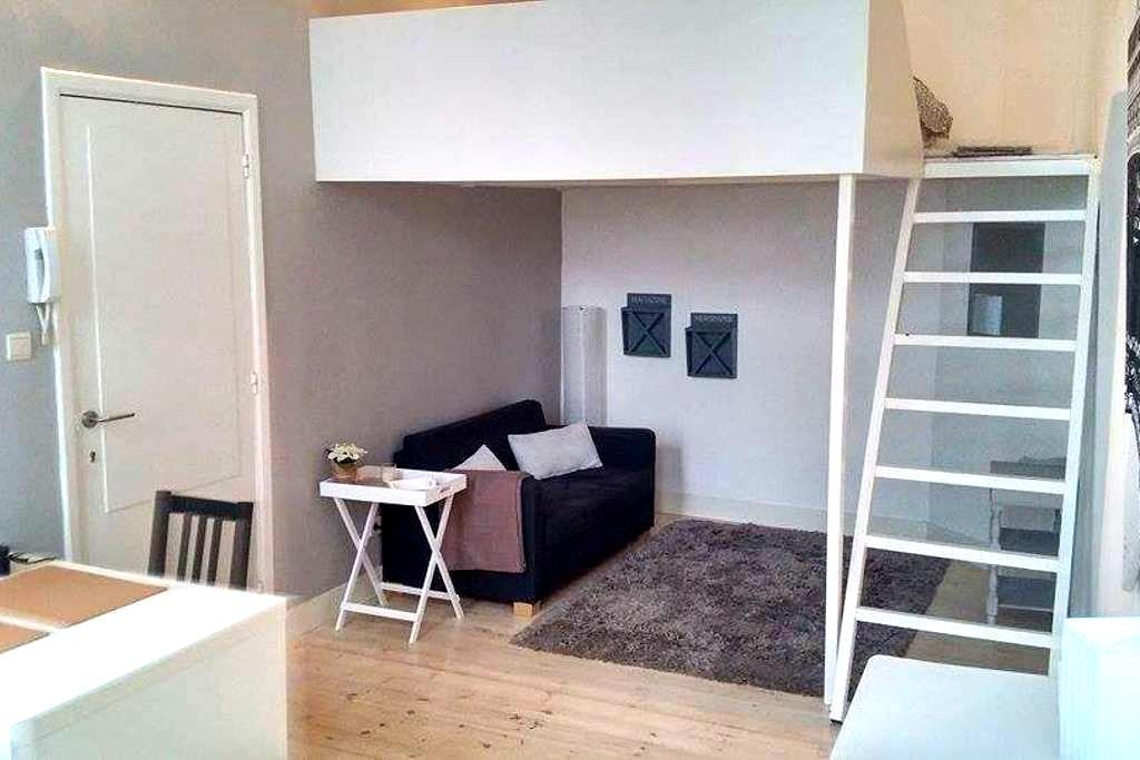 Appartement place Stéphanie-Louise - Ixelles - อพาร์ทเมนท์