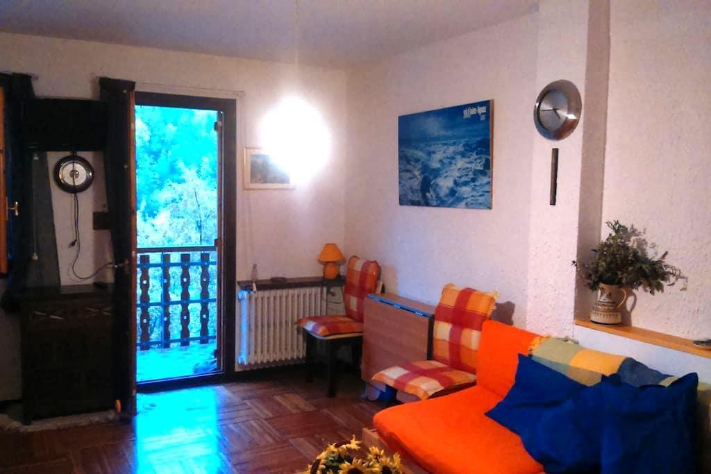 Apartamento de esqui y actividades de verano - Panticosa - Lejlighed
