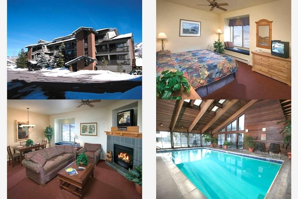 1 Bed Wyndham Steamboat Springs #2 - Steamboat Springs - Leilighet