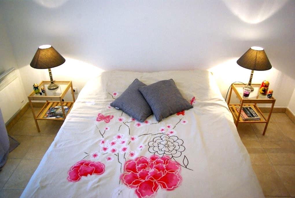 Private room & bathroom in Calvi - Calvi - Byt