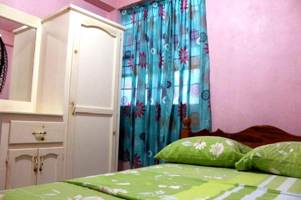 Live like a LOCAL Apartment - Near Airport - Dominica - Bed & Breakfast