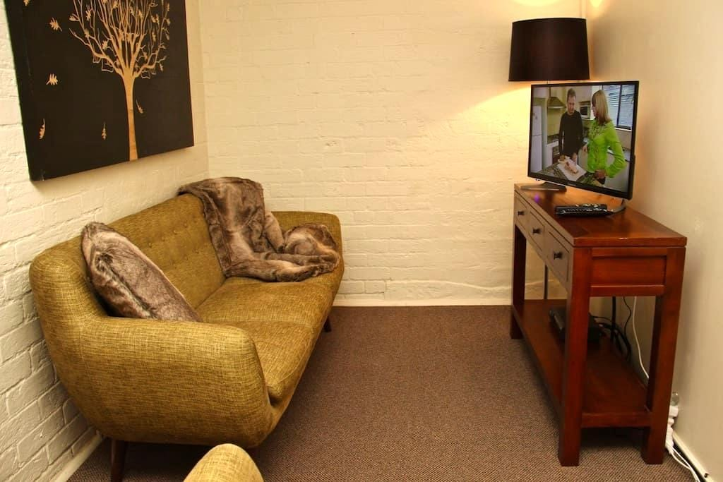 Cosy 1BR unit in the heart of Scone - Scone - Apartamento