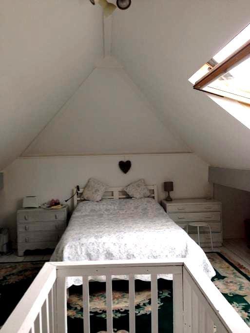 Lovely large cosy  loft - 曼彻斯特 - 独立屋