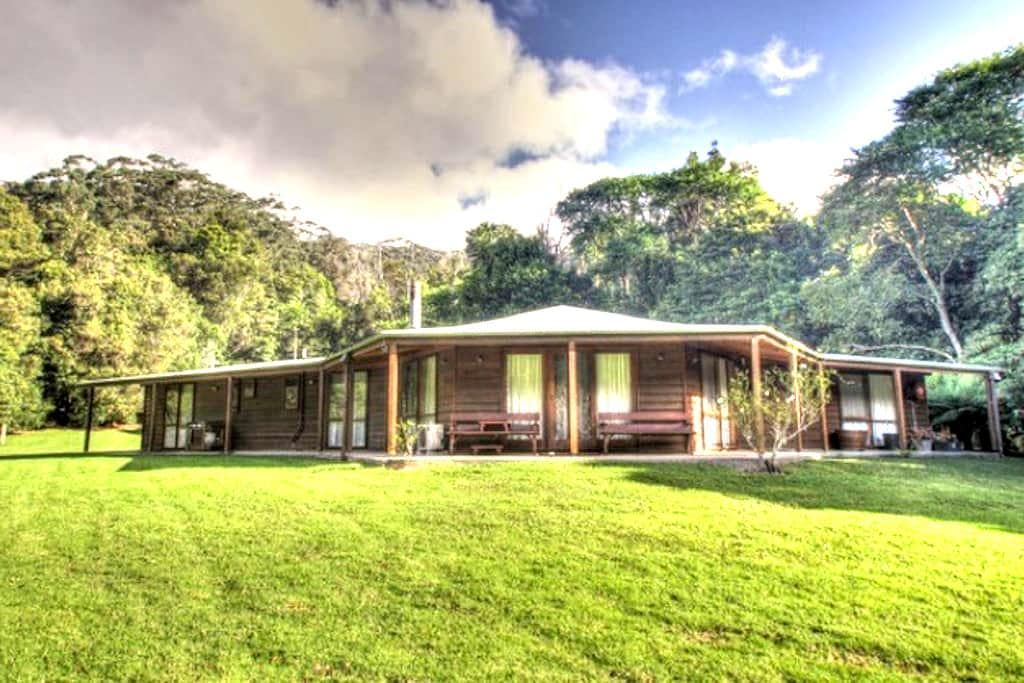 Beautiful Natural setting, Jamberoo Mt 3 bdm house