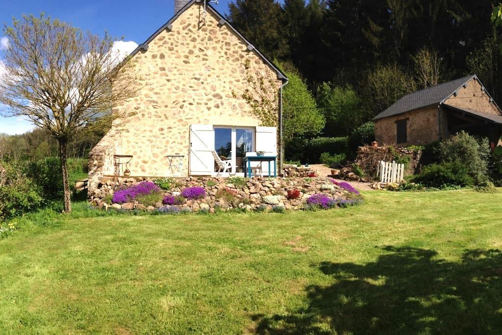 Authentieke boerderij rust & ruimte - Cussy-en-Morvan - Rumah