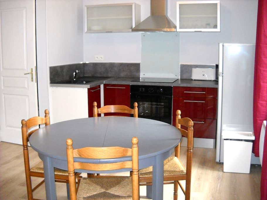 """appartement neuf """"Le dordogne"""" proche therme/ski - La Bourboule"""