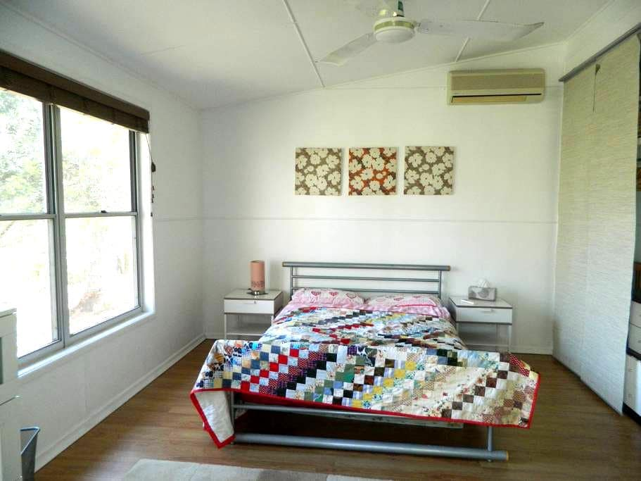Country living with easy access to Brisbane City - Brookfield - Apartemen
