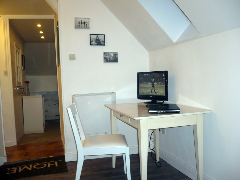 quiet apartment 2 rooms in Troyes