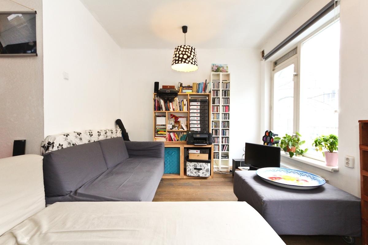 The Lutma: spacious apartment!