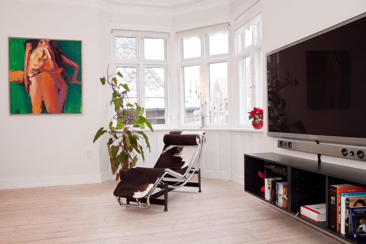 Classic luxury by Værnedamsvej