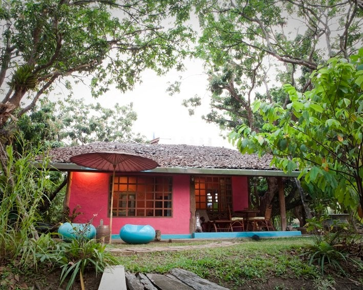 Ruang Tawan Hideaway Pink House