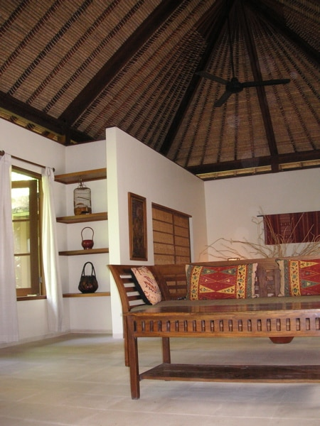 traditional roof/ceiling
