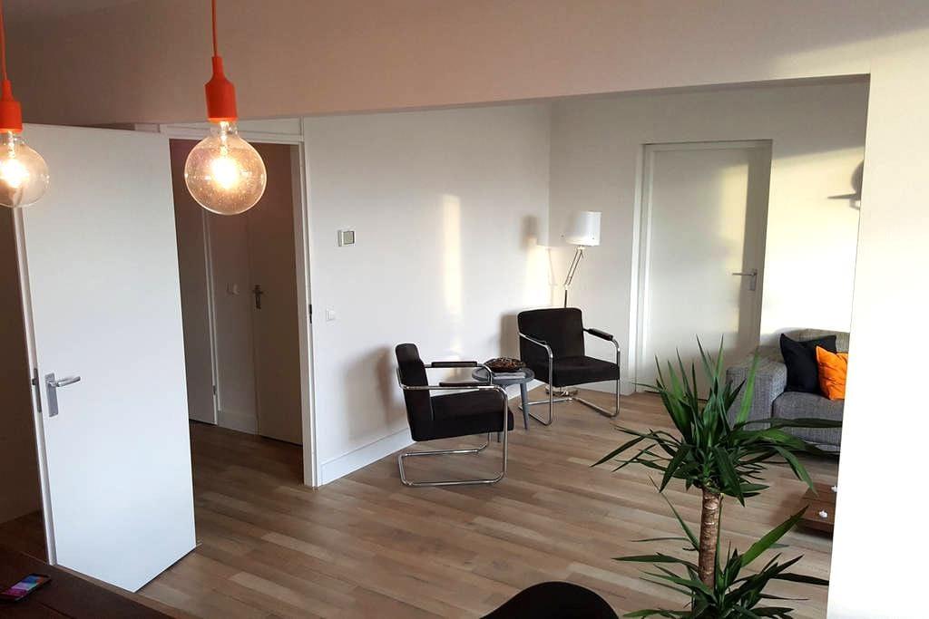 Just renovated appartment near the centre - Amszterdam - Lakás