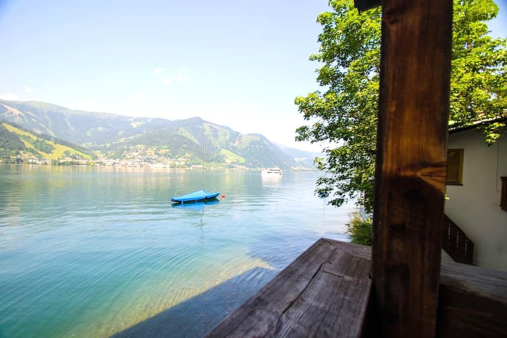 Waterfront Apartment Top 2 - 濱湖采爾(Zell am See)