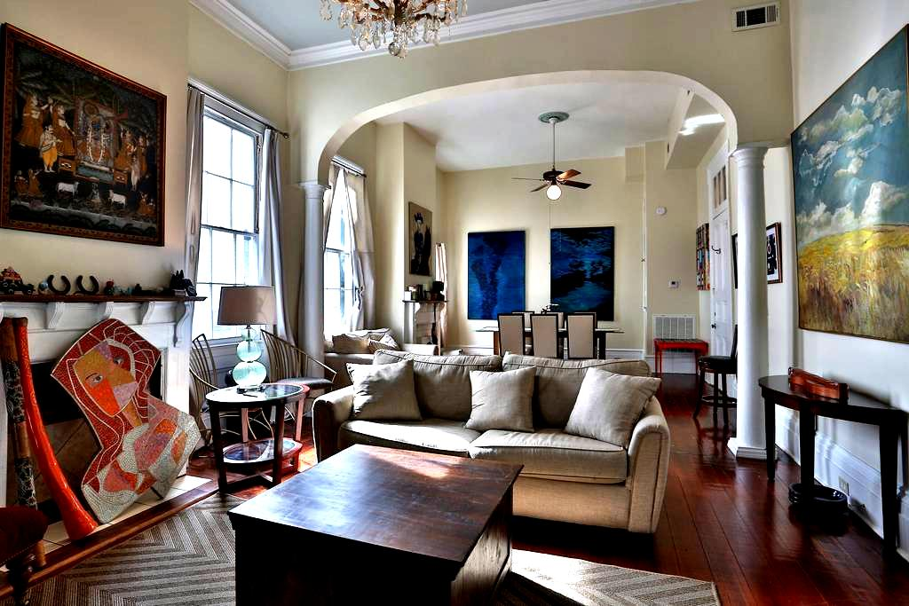 Garden District Mansion Apartment - New Orleans - Leilighet