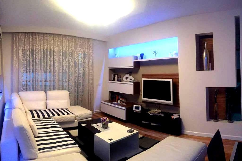 "A ""Home away from Home"" - Tiranë - Appartement"