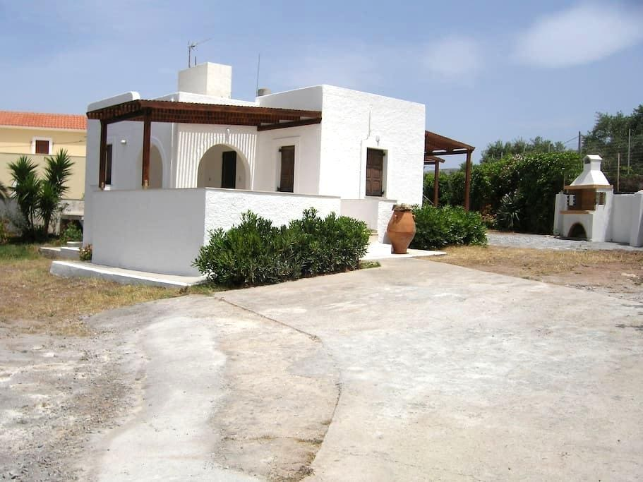 Beach House - Sitia - Agia Fotia - Agia Fotia