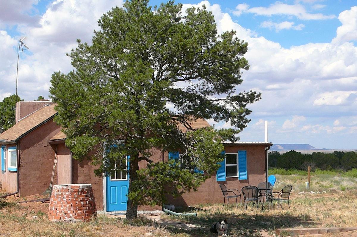 JX Ranch Bunkhouse - the original Homestead
