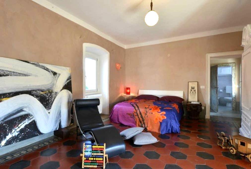 Inside the Italian Heritage... - Ameno - Rumah