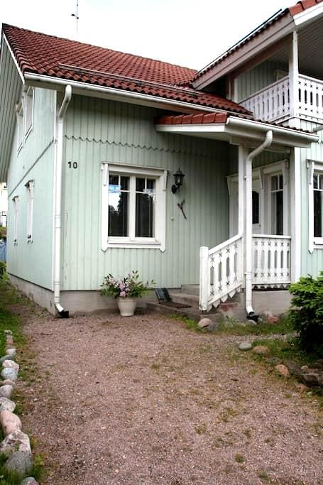 Private rooms with an own entrance in Espoo. - Espoo - Daire