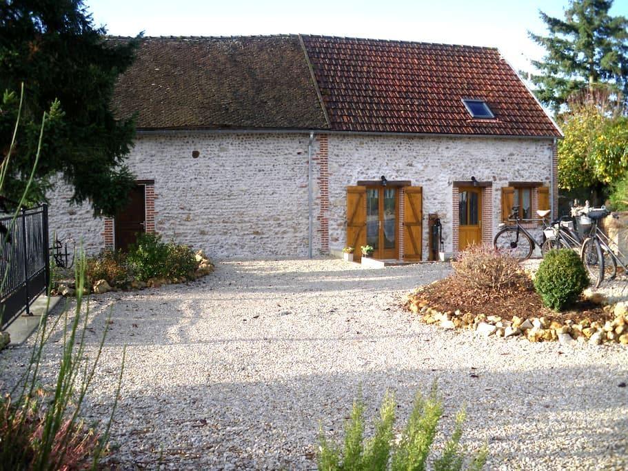 gite des acacias - Ouzouer-sur-Loire - Natur lodge