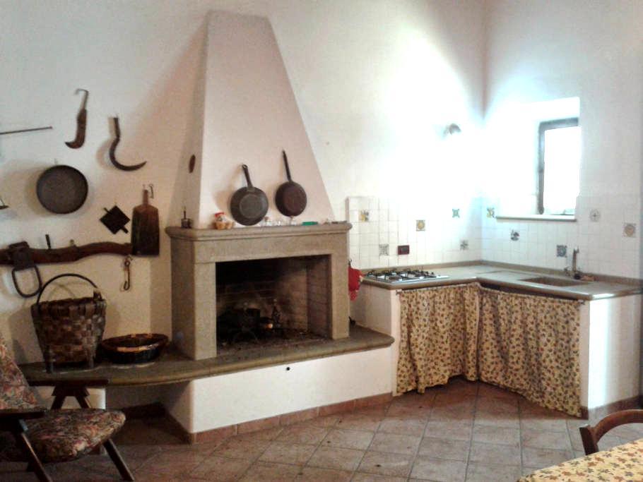 uncles house - Castagneto Carducci - Wohnung