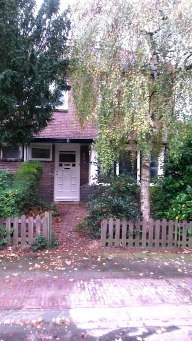 Mooie woning in het groen - Hilversum - Dom