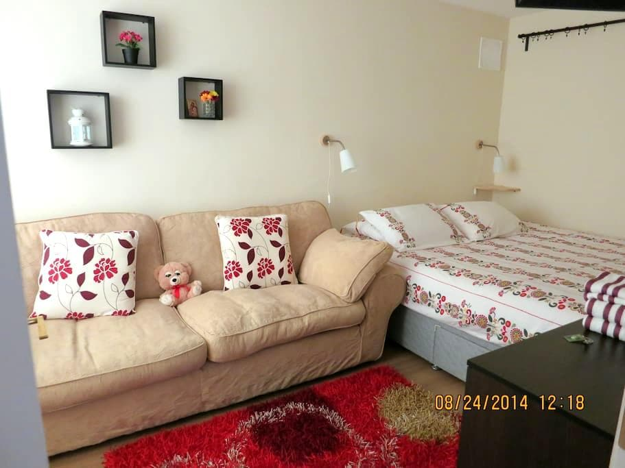 Beautifully Decorated Double Room - Portlaoise