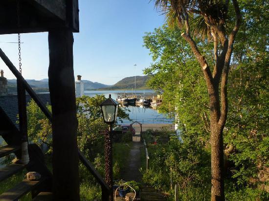 Tenterden,the best view in Ullapool