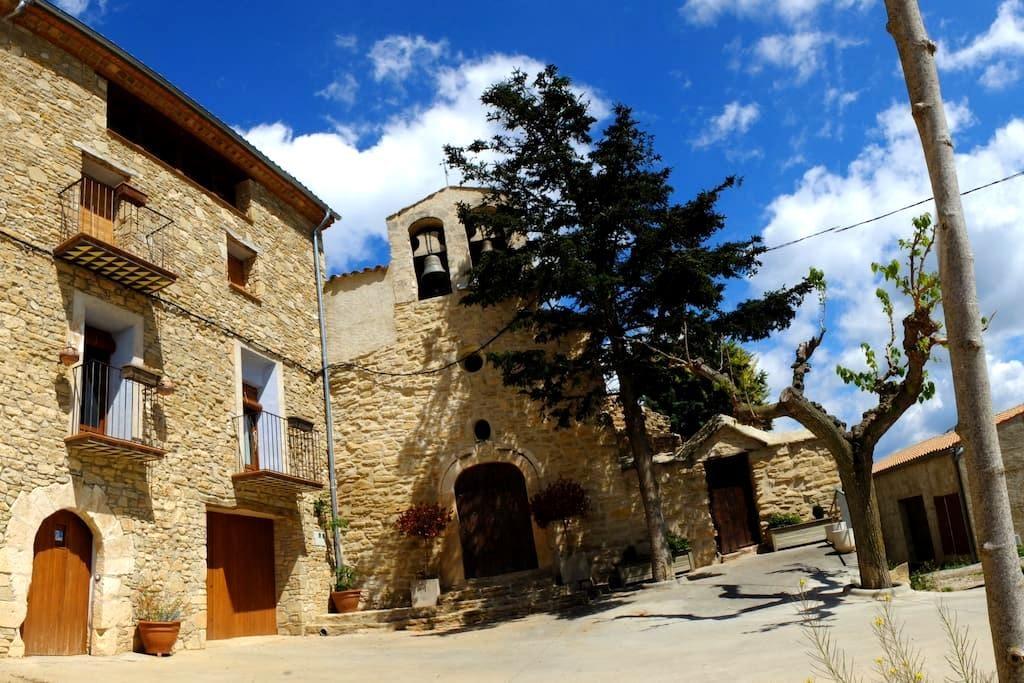 L'Abadia de Cal Bessó - Alberola - Flat