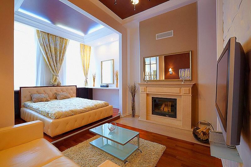 1 bedroom suites center of Lviv