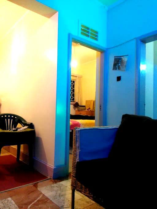 Valley Rd- cheap, affordable alternative to hotels - Nairobi - Apartment