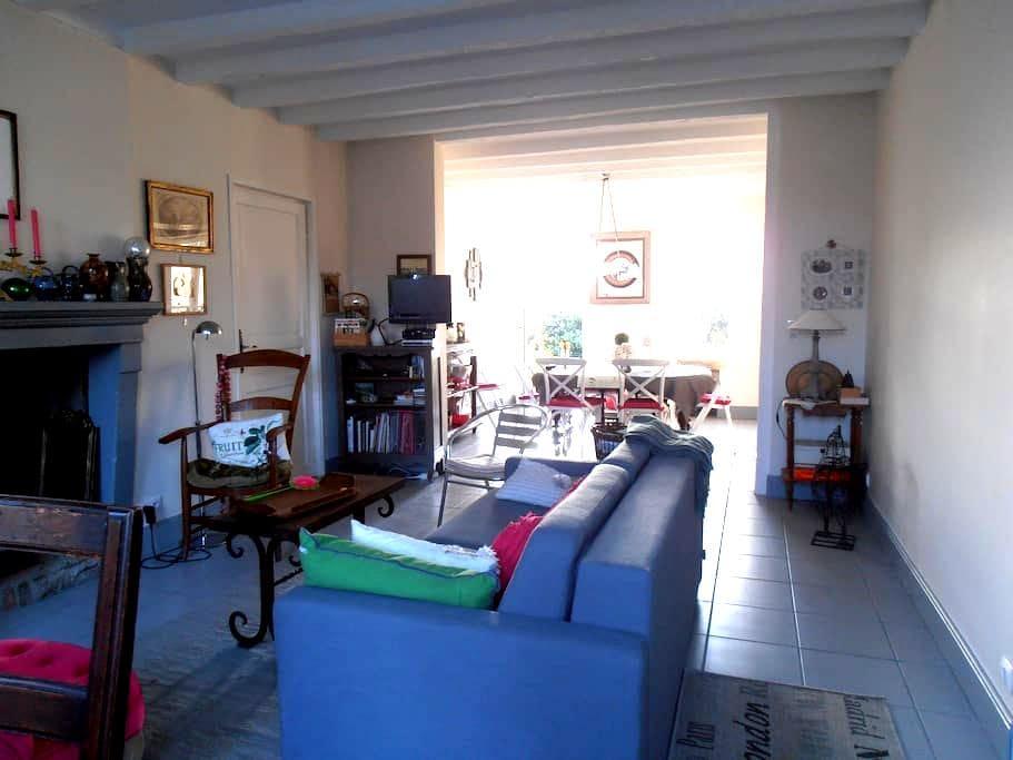 Chez Clémentine, au pays de George Sand - Nohant-Vic