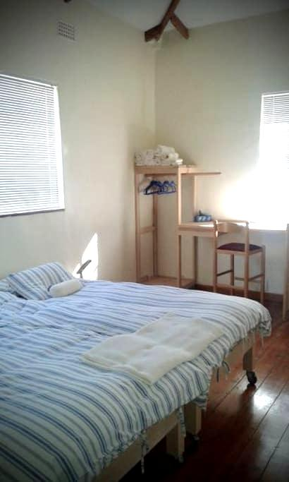The Biolodge (Room 101) - Darling - Bed & Breakfast