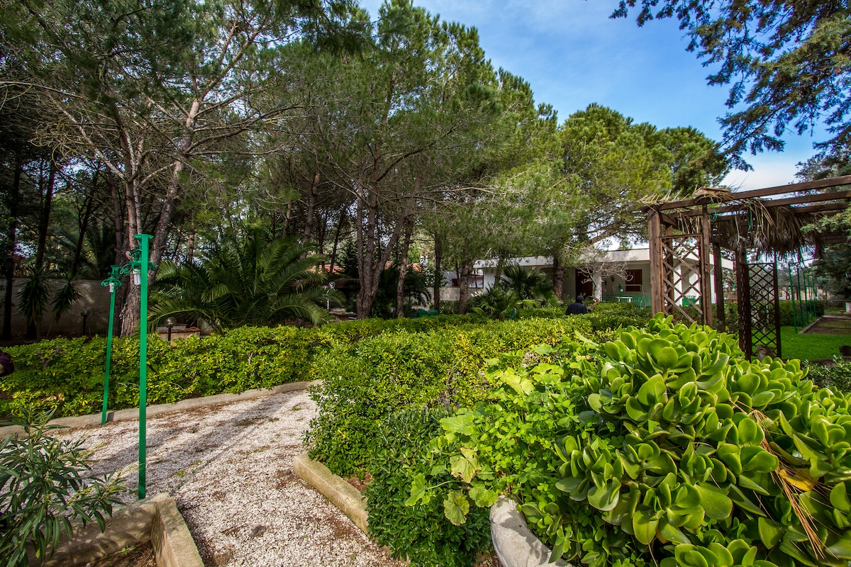 villa near the sea, Puglia salento