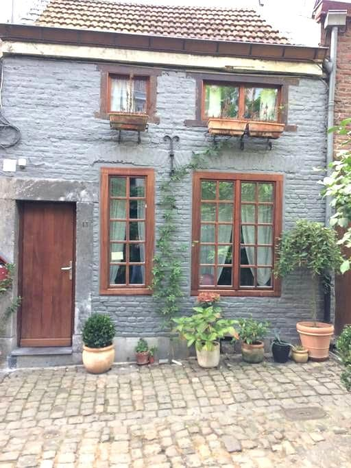 Maison en plein cœur historique de Liège - Liège - Haus