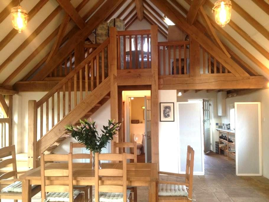Ashwell Barn, Chedworth - Heart of the Cotswolds - Chedworth - Hus