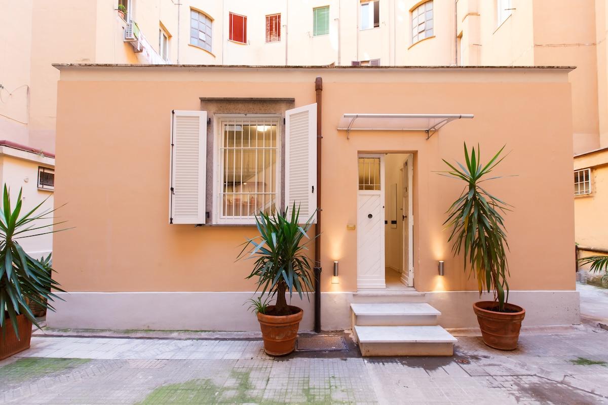 Viale Parioli apartment